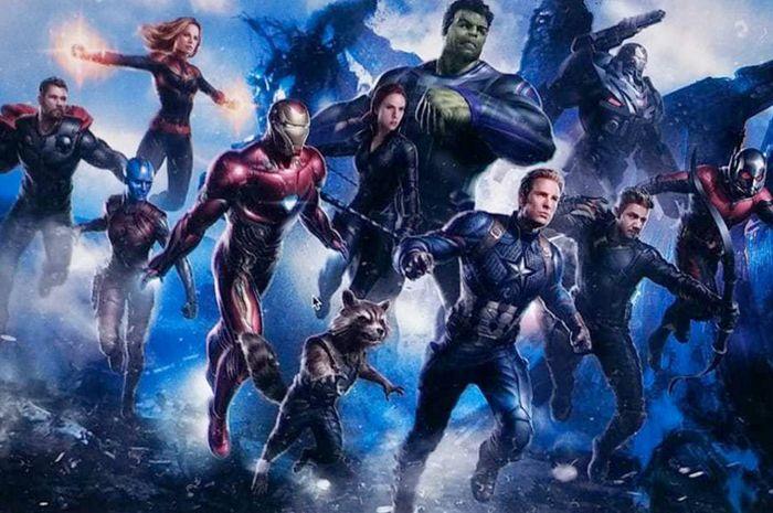 Avengers 4 promotional art