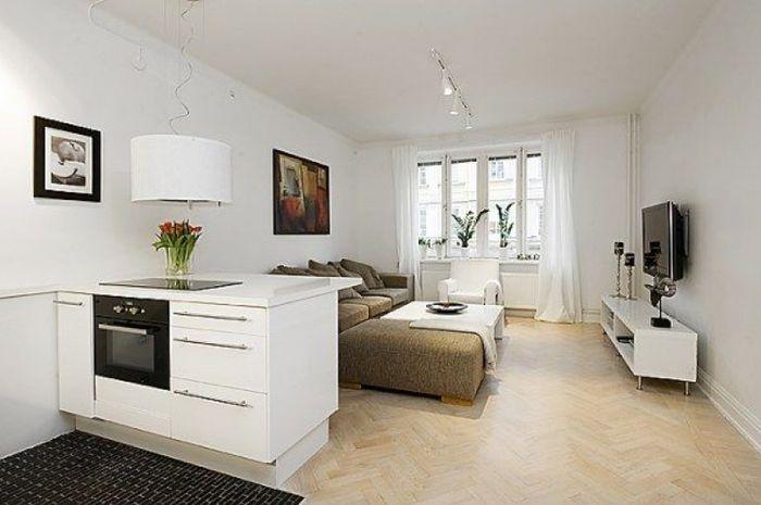 Ruangan apartemen