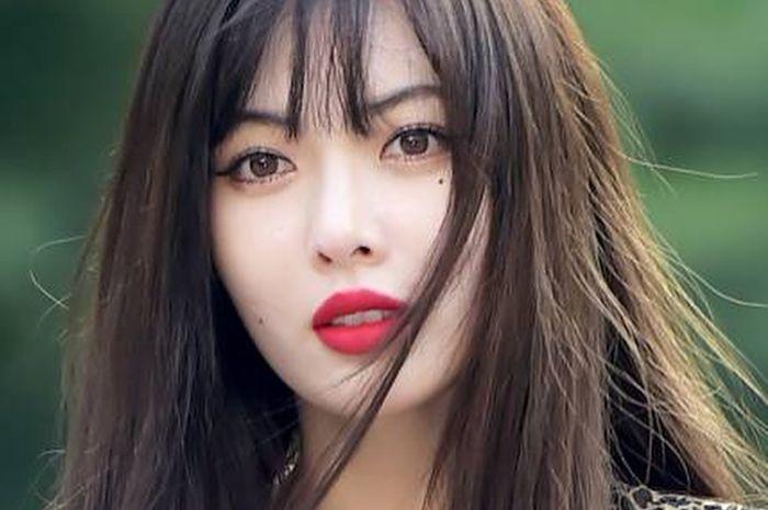 Penyanyi Korea, HyunA