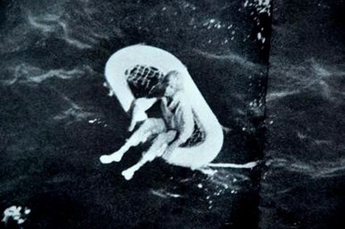 Gadis 11 tahun bernama Terry Jo Terombang-ambing di lautan