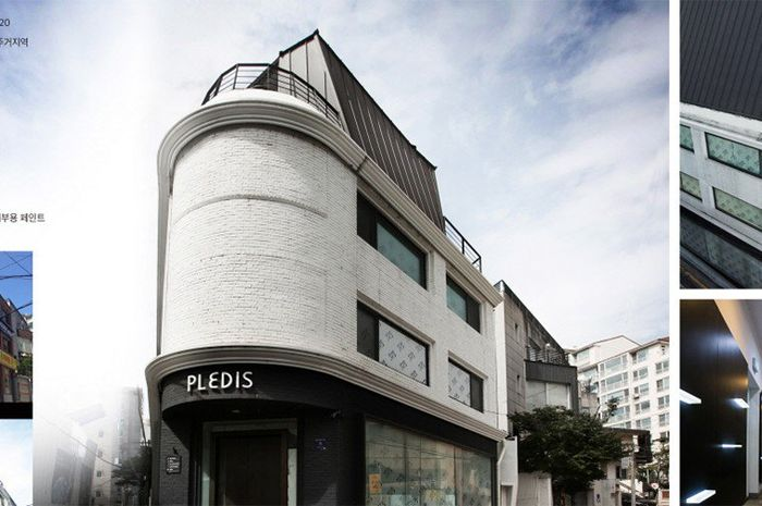 Gedung Pledis Entertainment