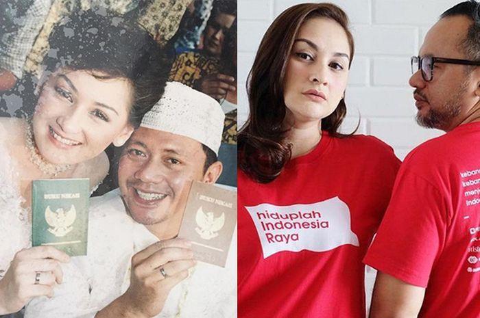 Sudah 16 tahun bersama, ini rahasia harmonis Indra Brasco dan Mona Ratuliu
