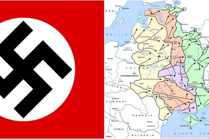Hitler punya rencana gila untuk Moskow
