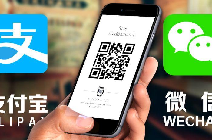 Alipay dan Wechat