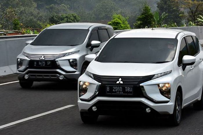 Mitsubishi Xpander mobil keluarga Indonesia