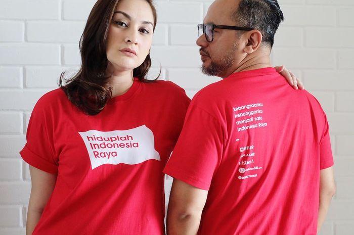 Mona Ratuliu dan Indra Brasco