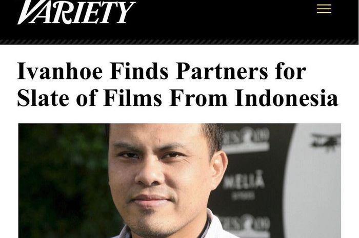 Joko Anwar diajak untuk bekerja sama dengan rumah Produksi pembuat Crazy Rich Asians, Ivanhoe Pictures dalam pembuatan film berikutnya