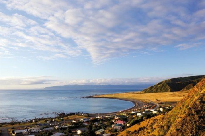 Keindahan Ngawi di Selandia Baru