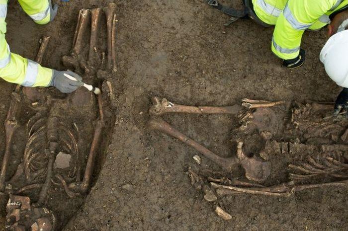 Penemuan kerangka dari Era Romawi