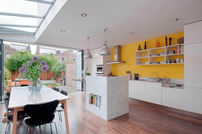 3 Ide Kreatif Ciptakan Inspirasi Desain Dapur Bernuansa Alam Terbuka