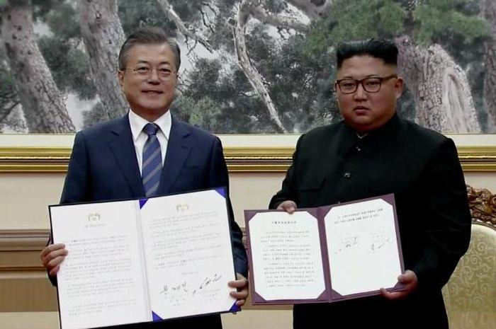 Korea Selatan dan Korea Utara