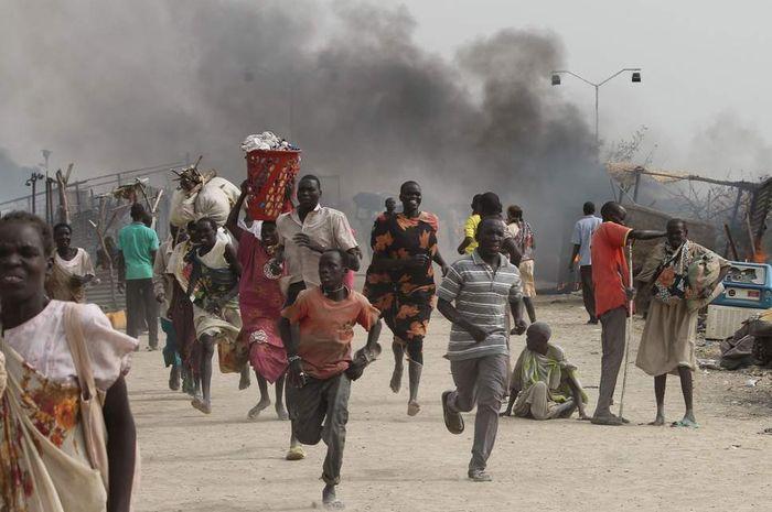 Sudan Selatan.