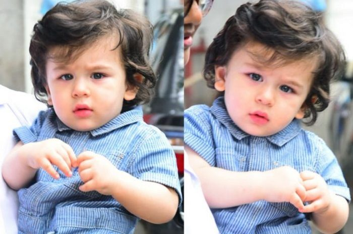 Putra bintang Bollywood Kareena Kapoor, Taimur Ali Khan
