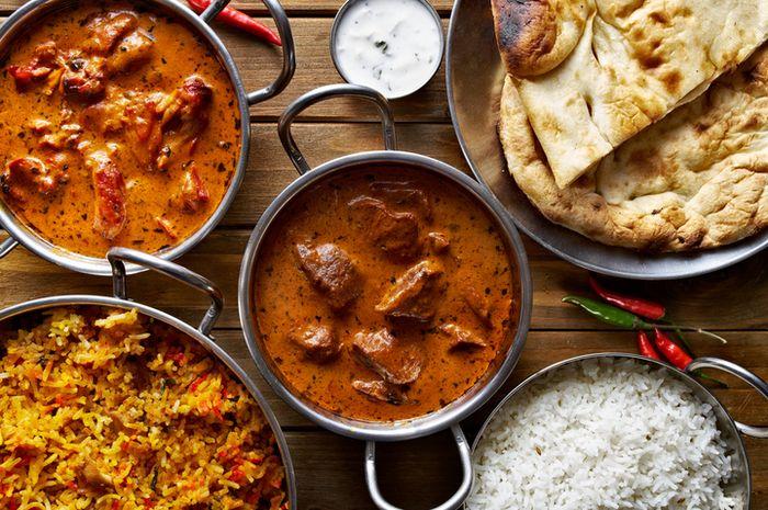 kebiasan makan di India