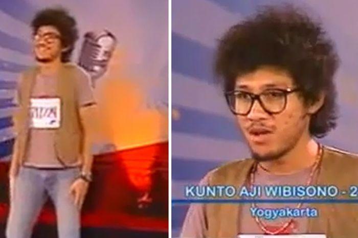Kunto Aji saat di Indonesian Idol