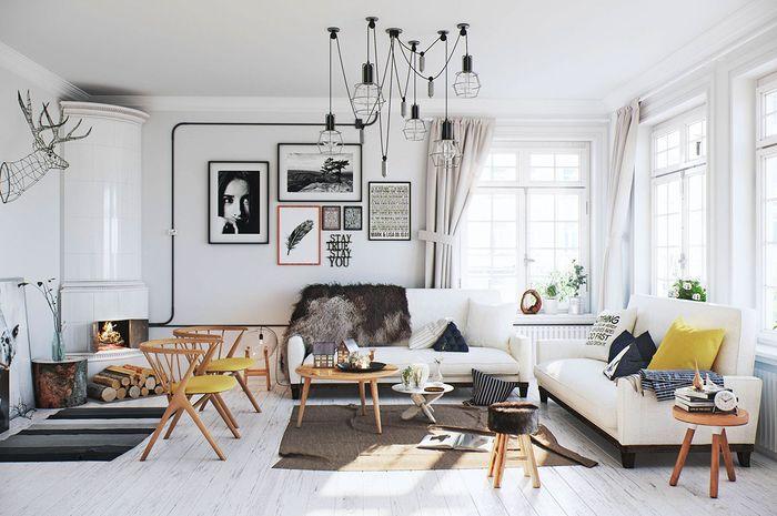 inspirasi ruang tamu-IKEA