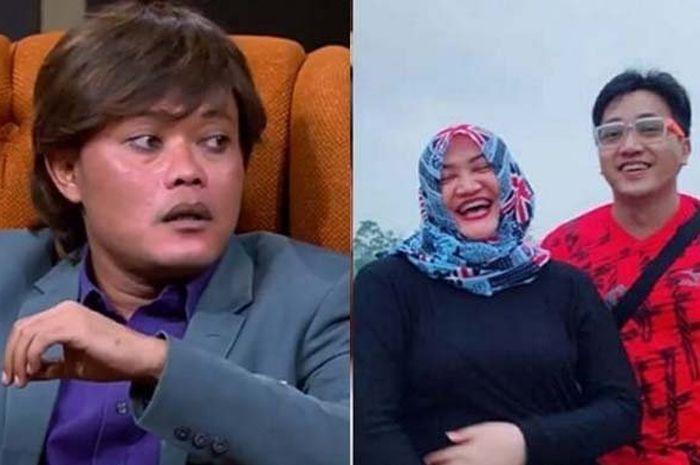 Sule, Lina dan pria yang diduga selingkuhannya