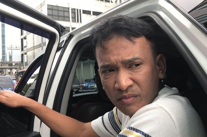 Ruben Onsu saat Grid.ID jumpai di kawasan Tendean, Jakarta Selatan, Jumat (21/9/2018).