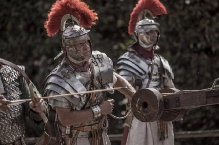 Orang Romawi kuno menggunakan air kencing untuk obat kumur