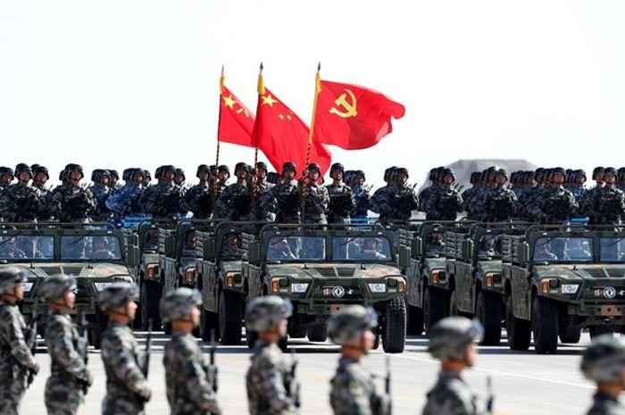 China beli senjata canggih dari Rusia. (VoaNews)