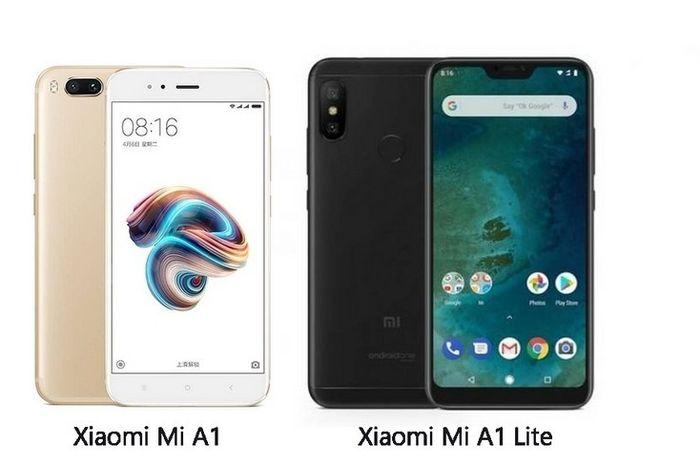 Pilih Xiaomi Mi A1 atau Mi A2 Lite? Harga Sama-Sama Rp 2 Jutaan Loh