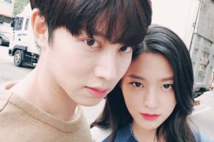 Heechul Suju dan Seolhyun AOA