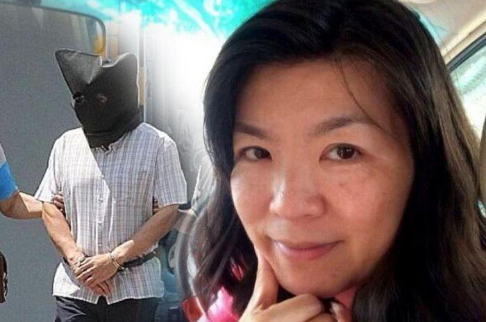 Dokter Malaysia dijatuhi hukuman seumur hidup karena dituduh membunuh istri dan anaknya.