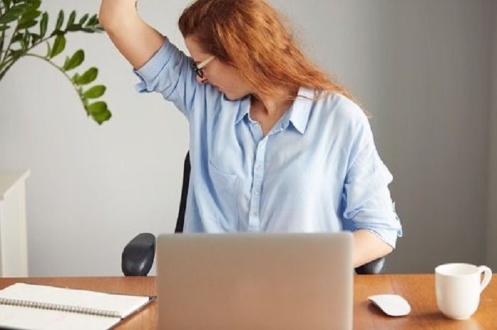 Masalah ketiak dapat tunjukkan kesehatan Anda