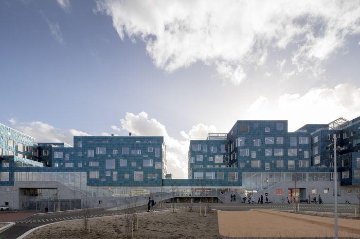 Gedung Conpenhagen International School