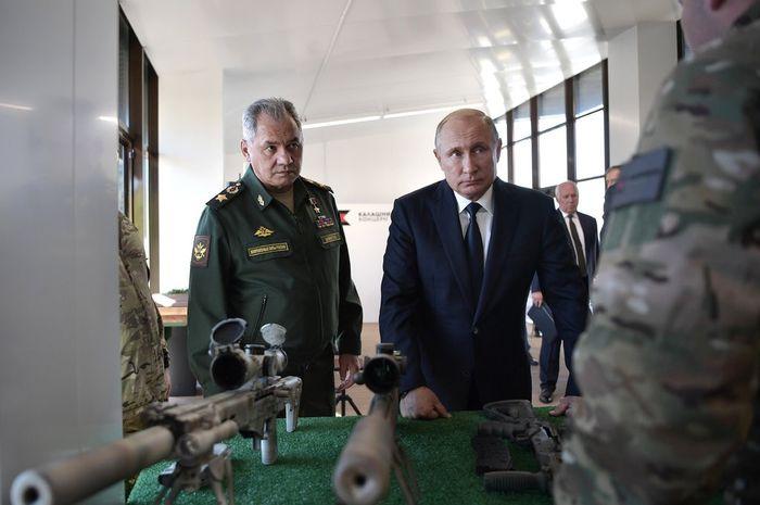 Rusia beli rudal hipersonik