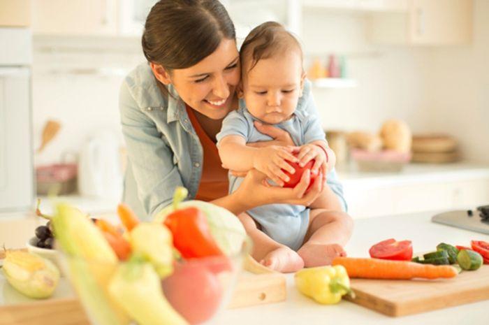 Deretan buah penambah zat besi yang penting untuk perkembangan anak