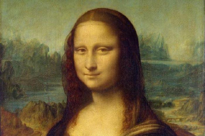Misteri tatapan Mona Lisa