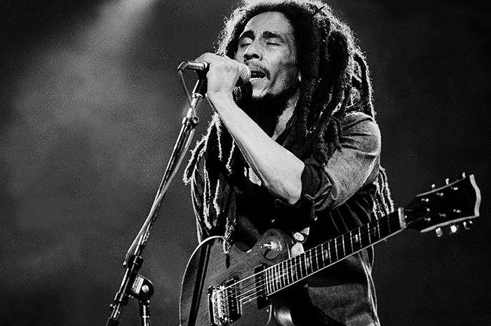 Bob Marley, salah satu musisi yang akan dibahas dalam serial Netflix