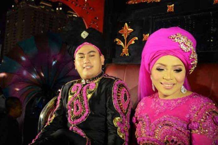 Pernikahan Nassar dan Muzdalifah