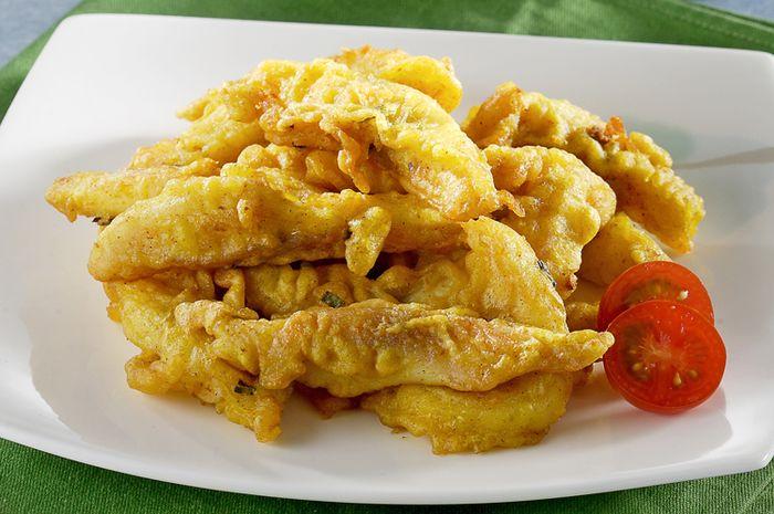 Ikan Nila Goreng Kari