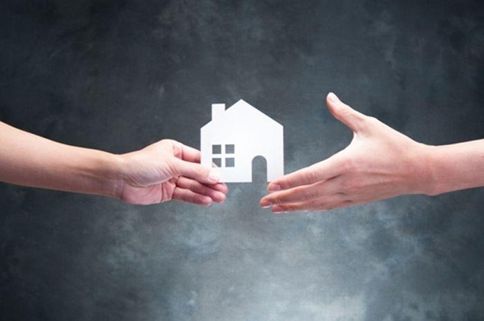 Ilustrasi jual beli rumah