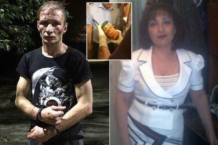Ditangkap di Rumahnya, Polisi Kaget Saat Melihat Isi Kulkas Pasangan Kanibal Ini! Ngeri dan Mual!