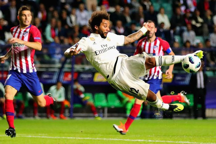 Big Match Pekan Ini, Real Madrid vs Atletico Madrid