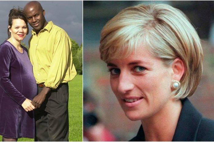 Putri Diana pernah selamatkan perempuan ini dari depresi