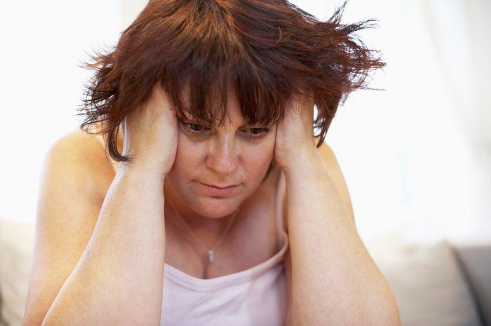 Stres bisa menyebabkan kegemukan