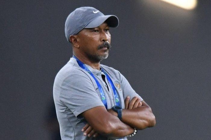 Fakhri Husaini, mantan pelatih timnas U-16 Indonesia.