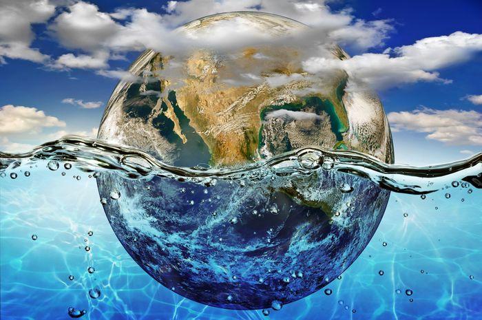 Umur air jauh lebih tua dibandingan Bumi