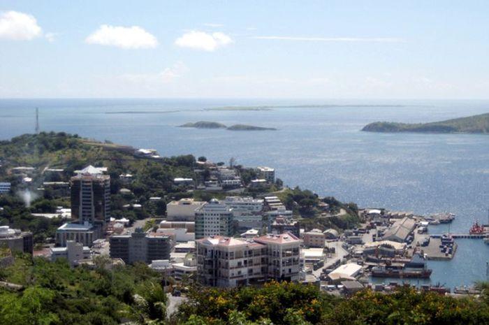 Port Moresby, Papua Nugini