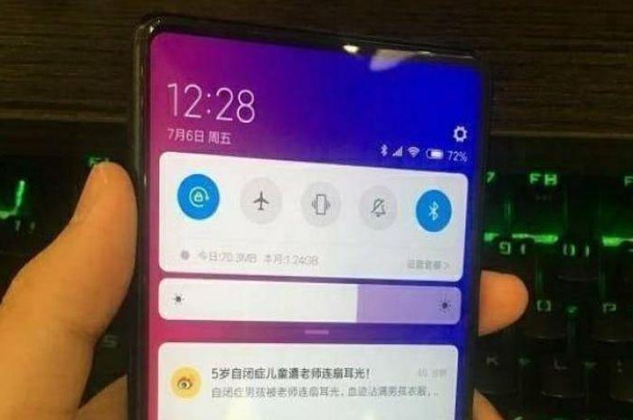 Xiaomi Mi Mix Leak