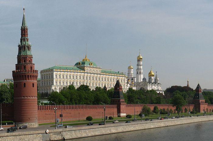 Salah satu sudut Kremlin