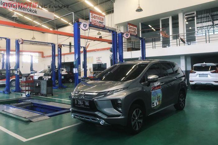 Layanan purnajual Mitsubishi