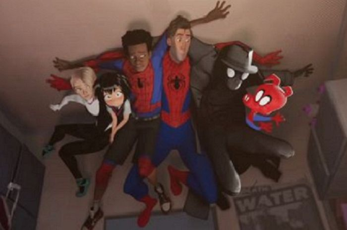 6 Karakter Spider-Man : Into The Spider-Verse
