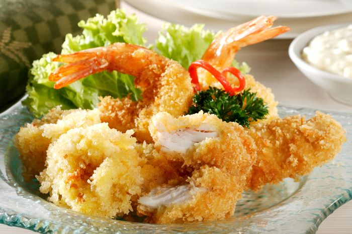 Assorted Seafood Goreng