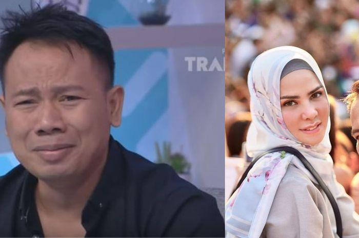 Dituduh Memanfaatkan Kekayaan Angel Lelga, Ibu Vicky Prasetyo 'Uang Dia Enggak Dimakan Sama Saya'