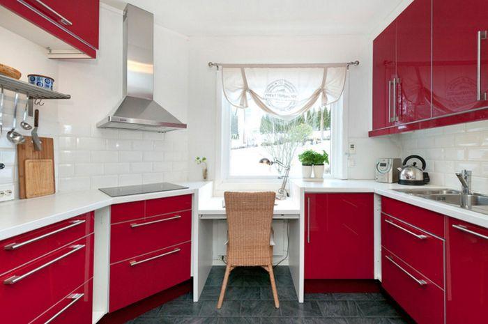 menyiasati udara panas di dapur